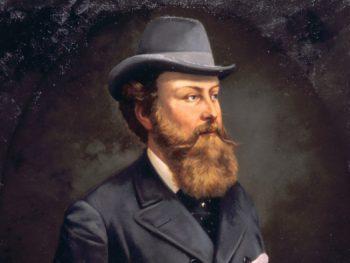 """""""Richard Glynn Vivian"""" R.E. Pfeninger, 1882 Glynn Vivian Art Gallery"""