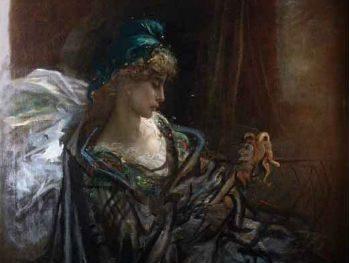 """La Folie"" Gustave Doré (1832-1883) Glynn Vivian Art Gallery"