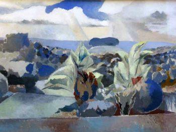 """Landscape of the Bagley Woods, 1942-3"" Paul Nash (1889-1946) Glynn Vivian Art Gallery © Tate, London 2008"