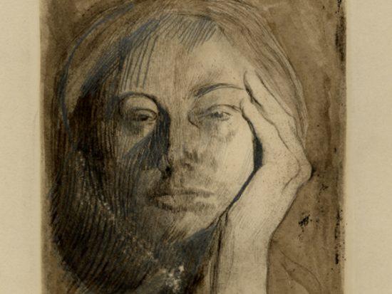Portrait of the Artist: Käthe Kollwitz