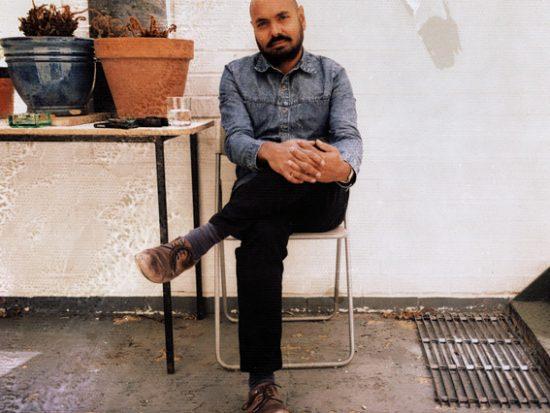 Artist in Residence: Shiraz Bayjoo