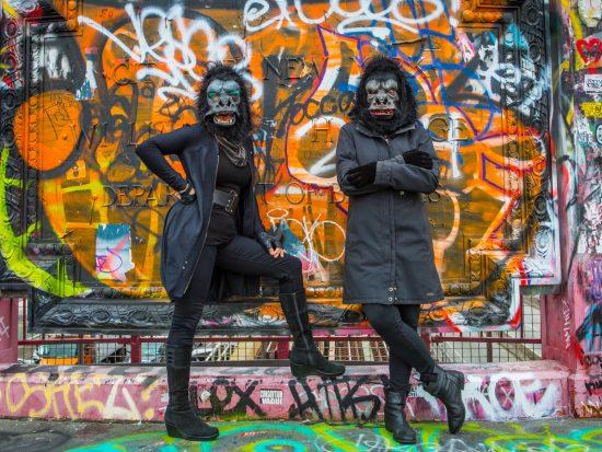 Art Night 2021: Guerrilla Girls