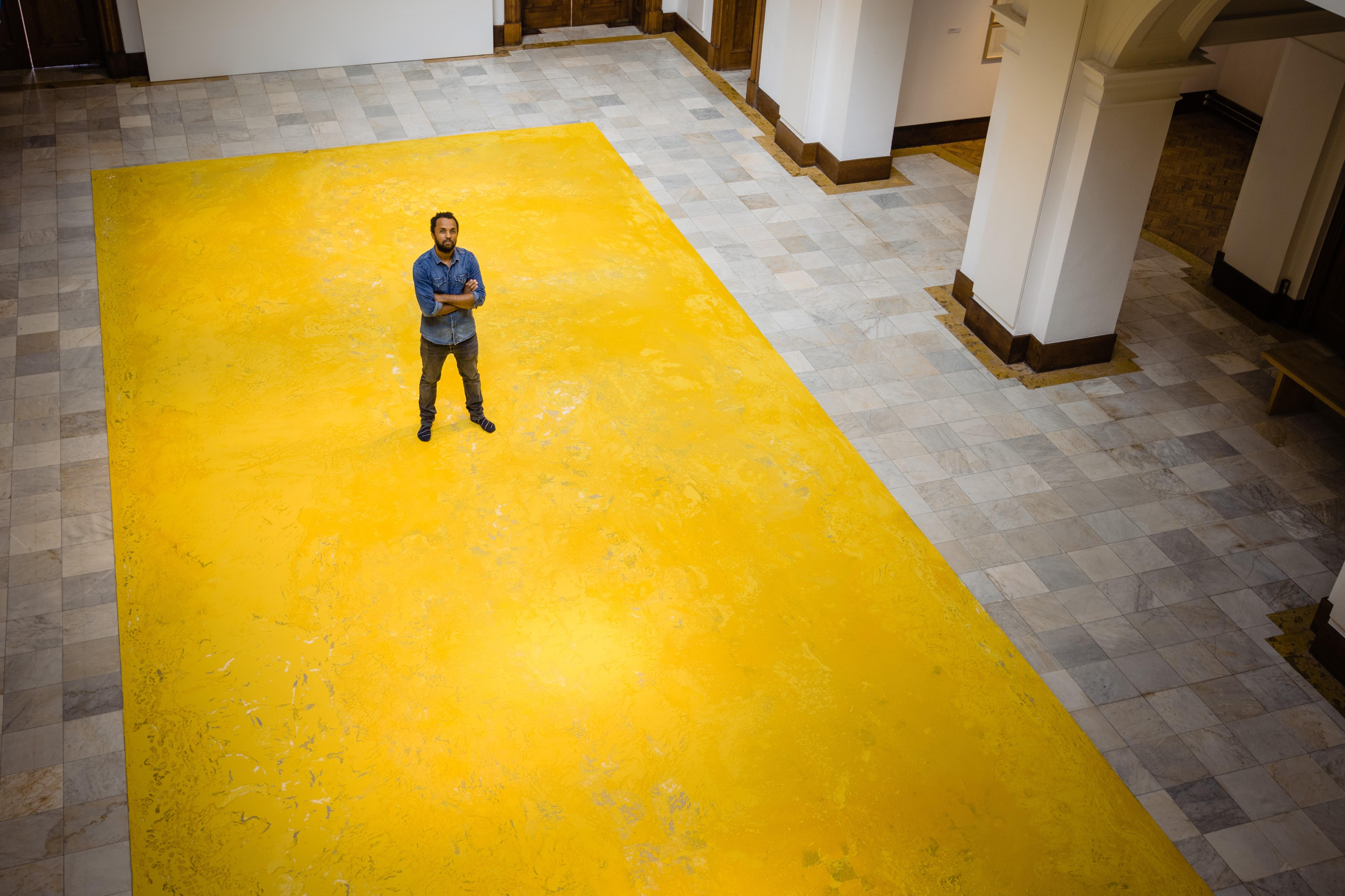 Carlos Bunga: Terra Ferma